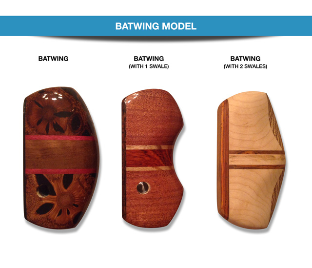 Batwing Shaped Putters
