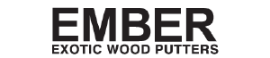Ember Wood Putters